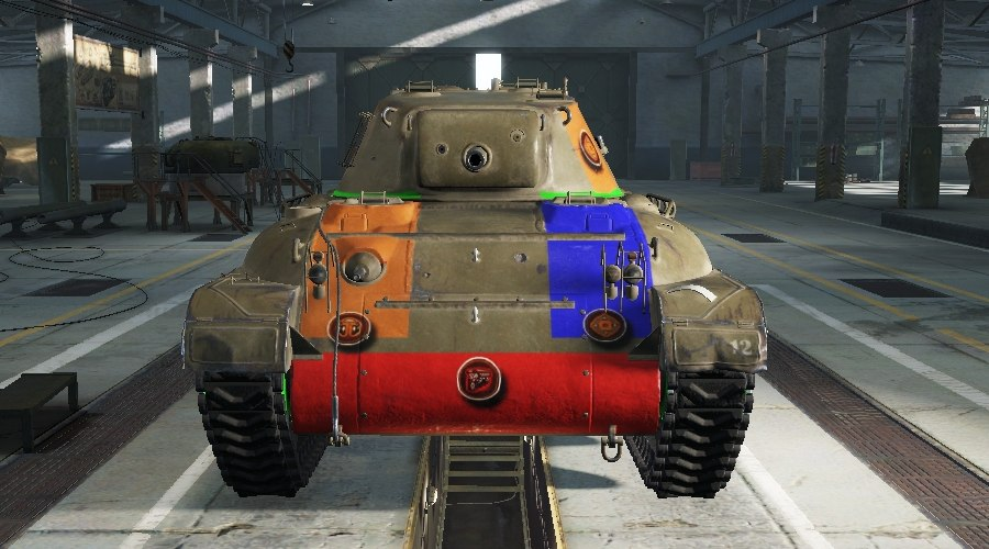 A blog about World of Tanks for beginners and medium skilled players
