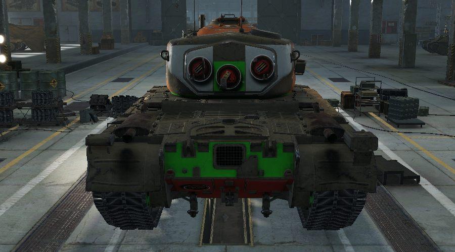 T Rudy vs. TM - World Of Tanks Tank Compare