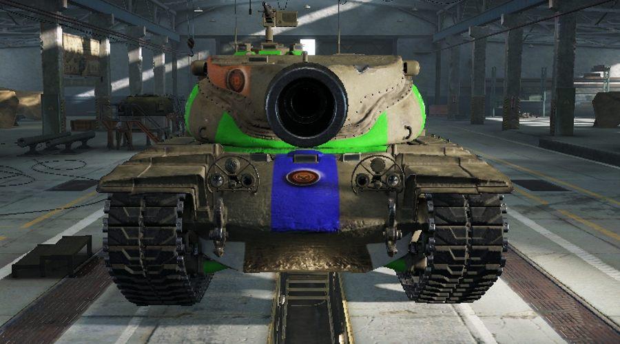 wotinfo weak points of t57 heavy tank