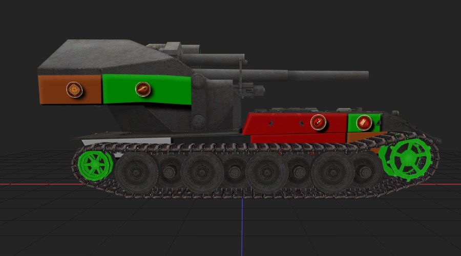 T57 Heavy WOT Ammo Rack - Bing images