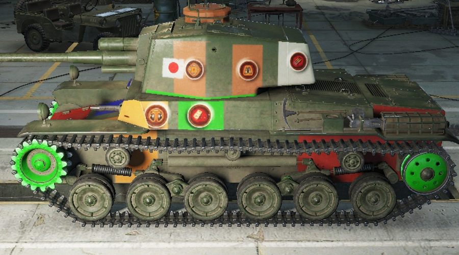 type 3 chi nu kai matchmaking The type 3 chi-nu kai medium tank is a combination of the type 3 chi-nu suspension and turret and the type 4 chi-to gun  matchmaking up to tier.